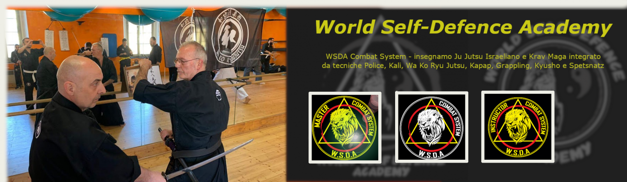 WSDA Italia – World Self Defence Academy